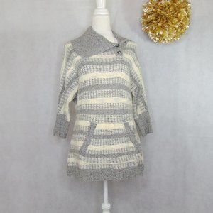 Change of the Moon Anthropologie Striped Sweater M
